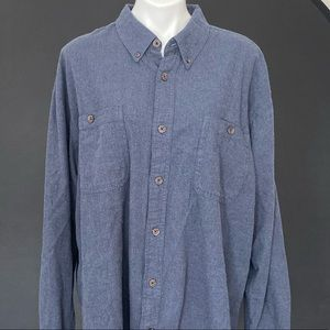 Deluth trading button up